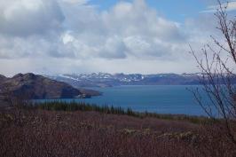 Definitely a lake, called Þingvallavatn