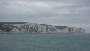Goodbye, White Cliffs of Dover!