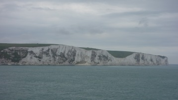 Goodbye, White Cliffs of Dover!