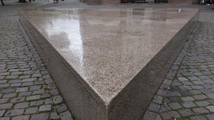 This monument, called Homomonument, remembers all gay people who have faced persecution because of their sexuality. It is reminiscent of the pink triangles that the Nazis forced gay people to wear during the war. A sobering reminder of the history of the still-ongoing struggle for human rights for gay people around the world.