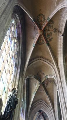 Inside Chapel Church