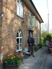 Luke's dream. Country pub in Lincolnshire.