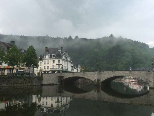The lovely Bouillon, Belgium.