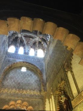 Above the door to Quran