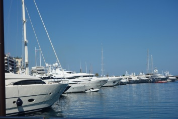 Fancypants boats