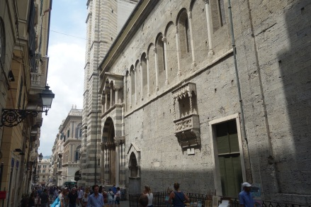 Church in Genoa.