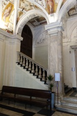 And someone's grand staircase.