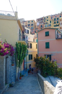 And, welcome to Cinque Terre!