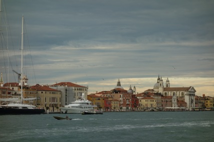 First view of venice.