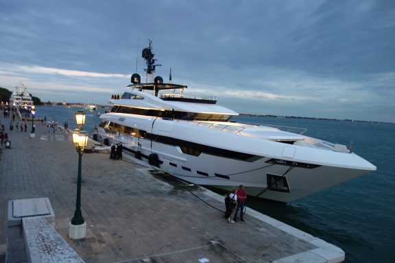 """How many times am I going to have to write """"super-yacht"""" in my photo captions??"""