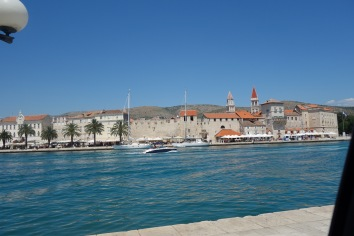 Trogir, Croatia - speed boats and medieval buildings. Tourist hordes, ATMs, and crappy restaurants not included in photos.