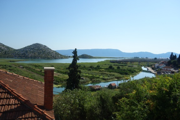A view of Southern Croatia