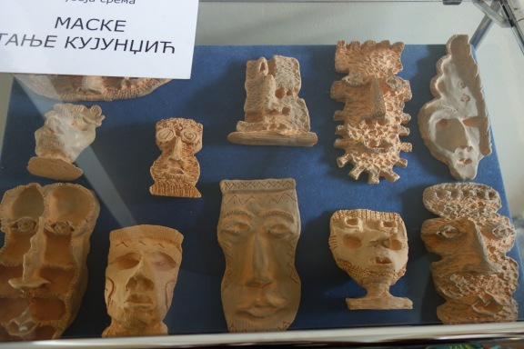 Roman masks