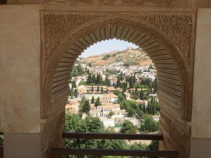 A vision of Granada.