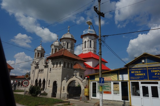 I mean, where are people supposed to worship in Oradea?