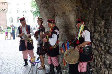 And a nice Polish band.