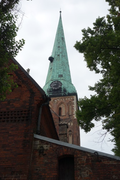 What a nice church, Riga!