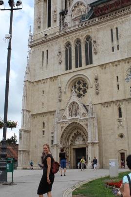 A church, of course