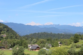 And THIS pretty view is taken from the balcony of our airbnb, can you believe it??