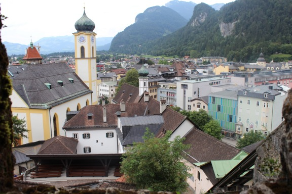 A view of Kufstein