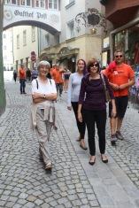 Walkingin Kufstein