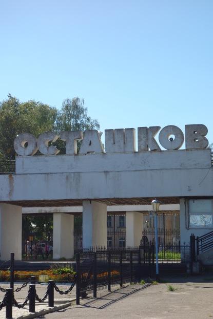 Back into Ostashkov