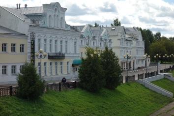 The lovely town of Torzhok