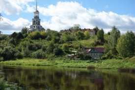 Torzhok - we want to live in this house.
