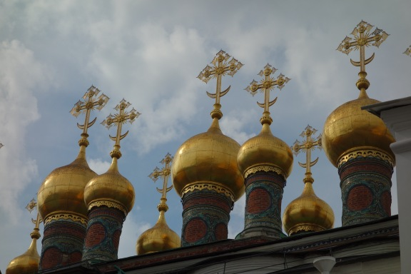 Actually a royal residence in the Kremlin, I think