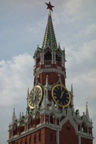 And now the Kremlin again.
