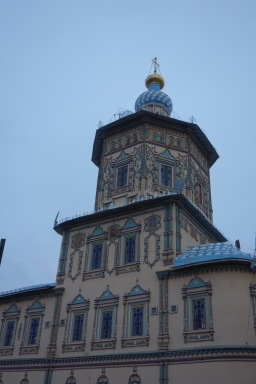 Another crazy pretty church in Kazan.