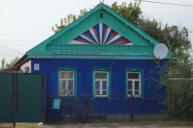 More pretty Russian houses!