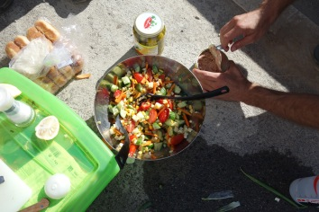 Gorgeous salad!