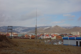 A town near Terelj