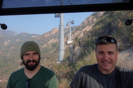 Luke and Arne. Not sure what Luke is thinking here.