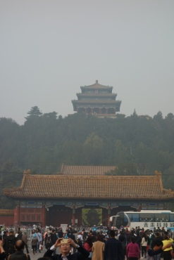 Above the Forbidden City