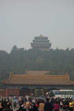 Above the Forbidden City
