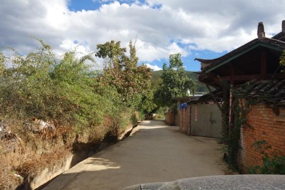 More Lugu Lake village