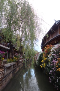 Lijiang is quite pretty when you can get photos away from the crowds