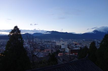 A view of Lijiang