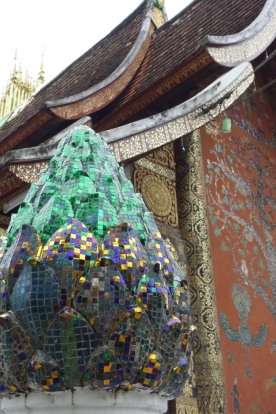 The most fabulous, sparkly wat in Luang Prabang: Wat Xieng Thong