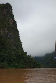 Dramatic scenery