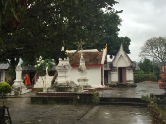 One of the many Wats (temples) in Luang Prabang