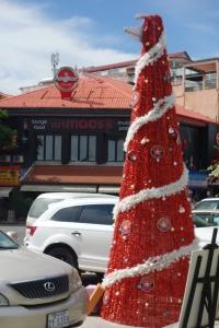 Christmas tree, Lexus, Hamburgers
