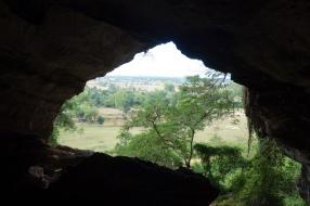 View of Laos