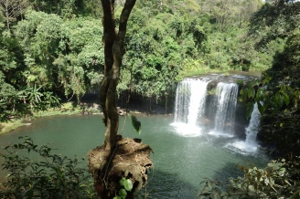 Tad Champee waterfall