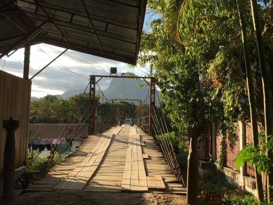 Leaving Vang Vieng