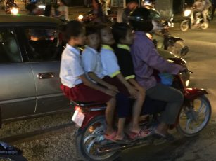 At least we didn't have to get to Phnom Penh this way