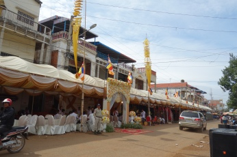 Another wedding, this one in Kampong Chhnang