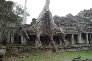 Preah Khan.